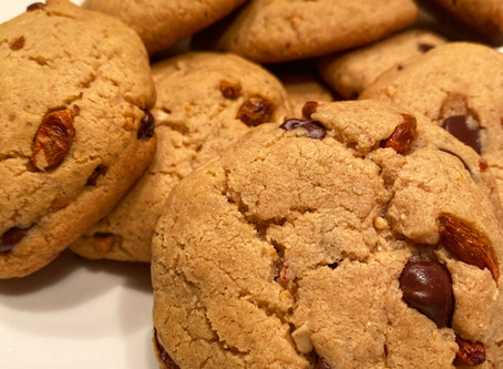 BAOBAB PEANUT BUTTER CHOC CHIP COOKIES
