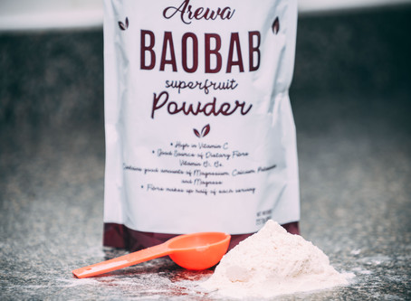Baobab Fruit Powder - Why You Should Be Consuming It!