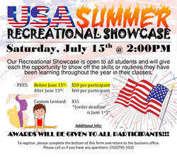 07-15 _ Summer Recreational Meet