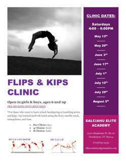 05-06 _ Flips and Kips Clinic