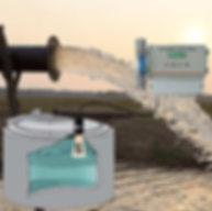 Medidor-de-Nivel-Ultrassonico-Hidrometer