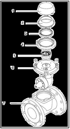 Kit-Interno-Medição-Woltmann-Horizontal