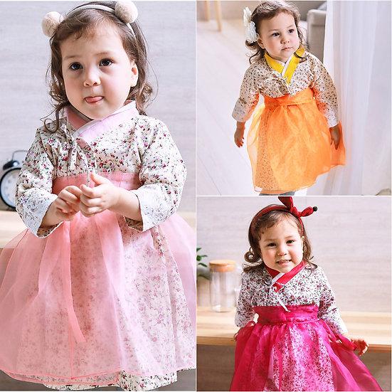 傳統韓服洋裝 AA57220