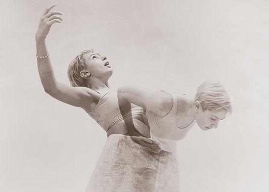 Giacomo Pini Choreographic image by Noel