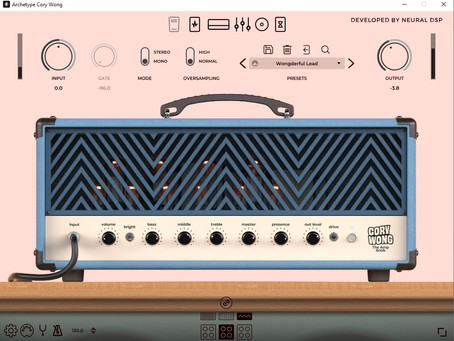 How to configure a MIDI pedalboard to your Neural DSP plugin