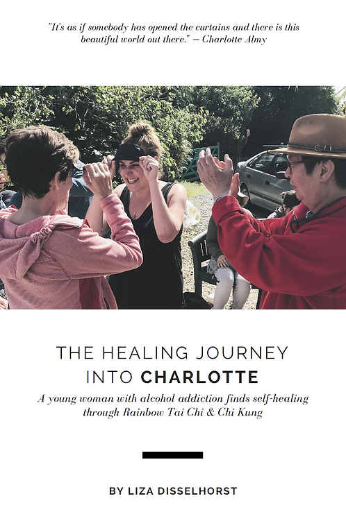 Charlotte | 8 day Healing Journey into Alcohol & Drug Addiction