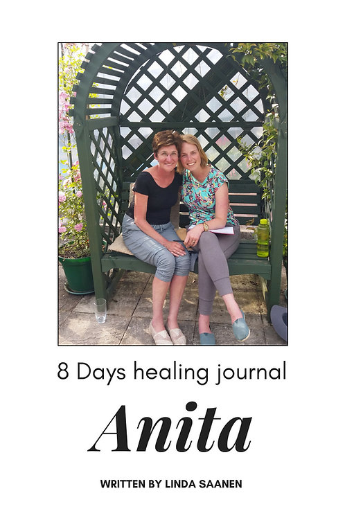 Anita | 8 Day Healing Journal into Stroke Recovery