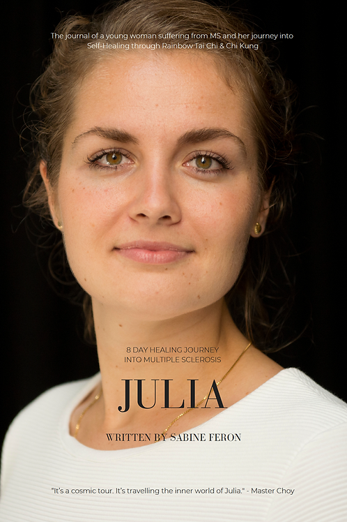 Julia  | 8 Day Healing Journey Into Multiple Sclerosis