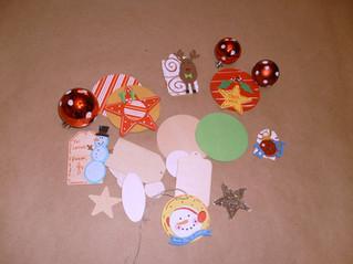 Frugal Holiday Embellishments