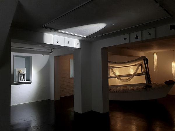 2. 박가연__은둔자의밤__installation view_2019.jp