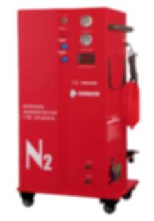 Inflador de neumaticos nitrogeno