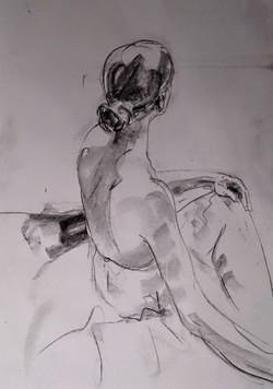 Helen - circus dancer