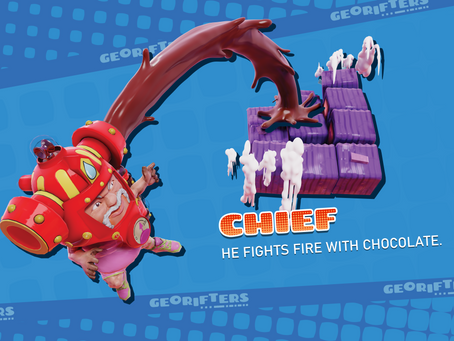 Hero Spotlight: Meet Chief 👩‍🚒