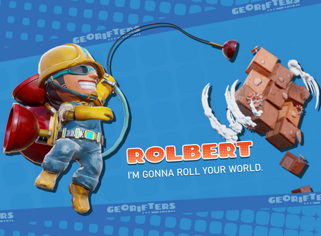 Hero Spotlight: Meet Rolbert 🔁