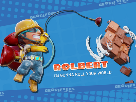 Hero Spotlight: Meet Rolbert 🔁