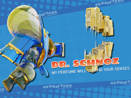 Hero Spotlight: Dr Schnoz 👃