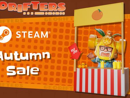 Steam Autumn Sale 🍂