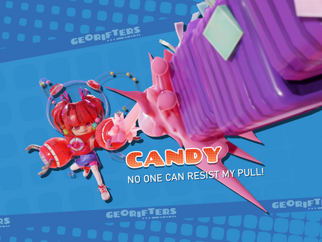 Hero Spotlight: Meet Candy 🍬