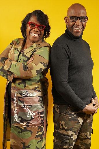 Pastor & Sister Clarke