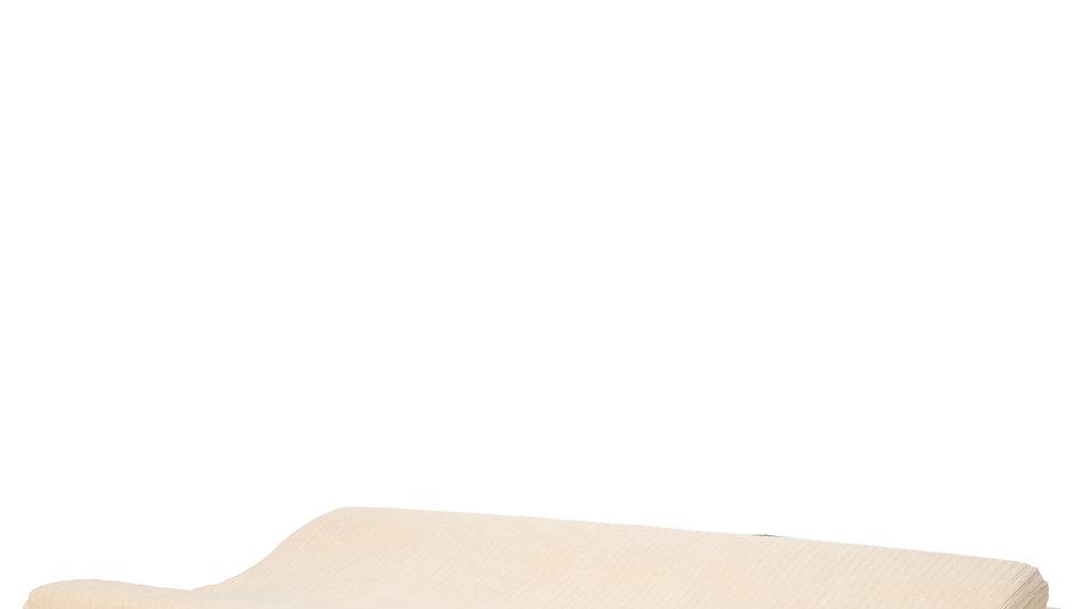 Koeka Aankleedkussenhoes Vik Sand