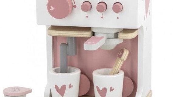 Label Label Espresso Machine Pink