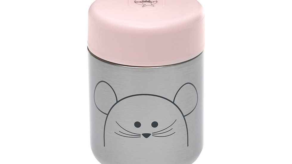 Lässig Thermos Bewaarbeker Little Chums Mouse