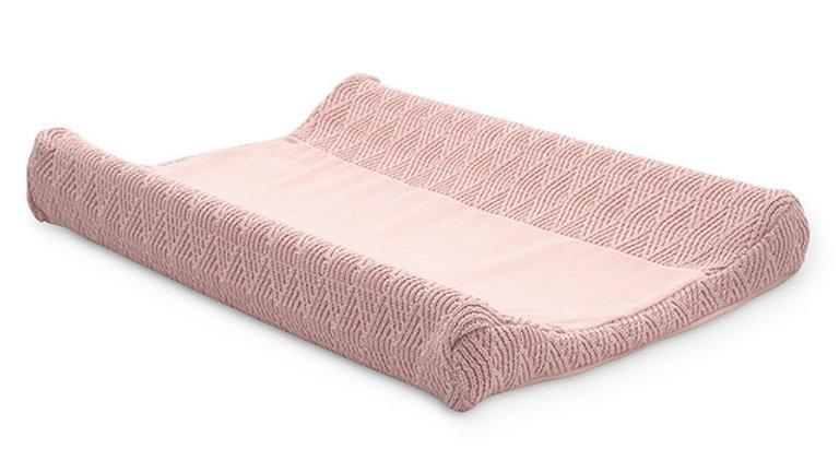 Jollein Waskussenhoes Pale Pink
