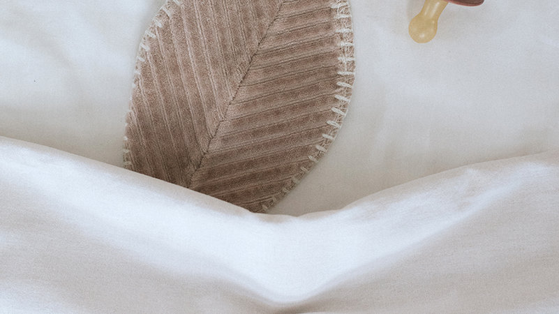 Koeka Speendoekje Vik Grey Pink