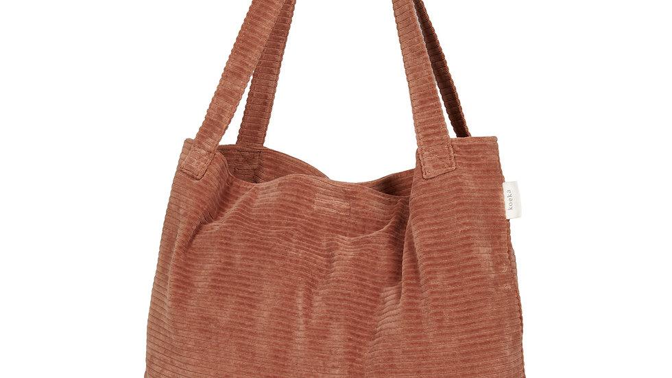 Koeka Mom Bag Shopper Vik Hazel