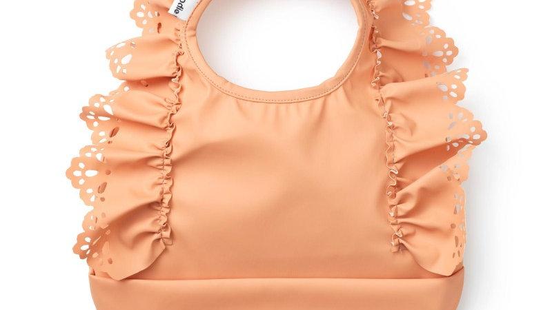 Elodie Slab Amber Apricot
