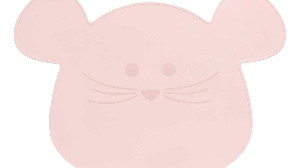 Lässig placemat Mouse Rose