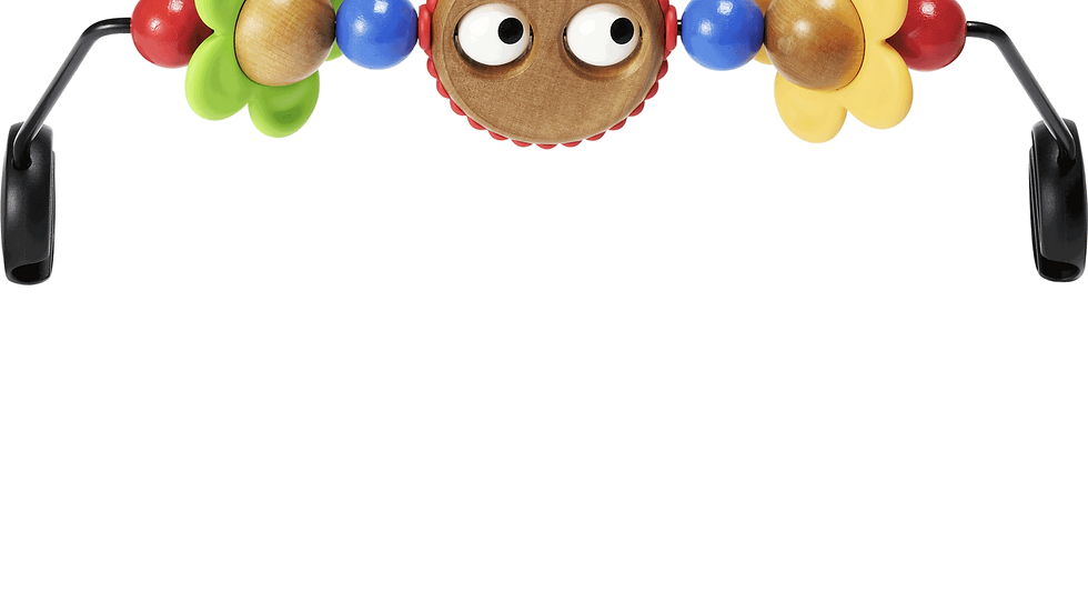 BabyBjörn Speelboog Googly Eyes