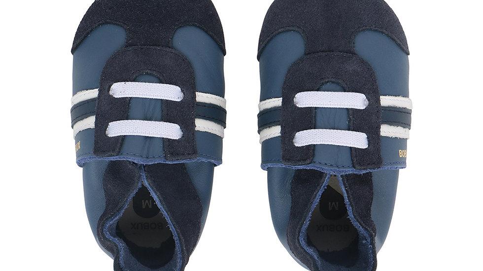 Bobux Soft Soles Sport Navy Blue