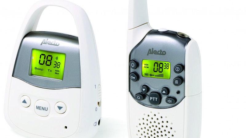 Alecto Babyfoon DBX-92