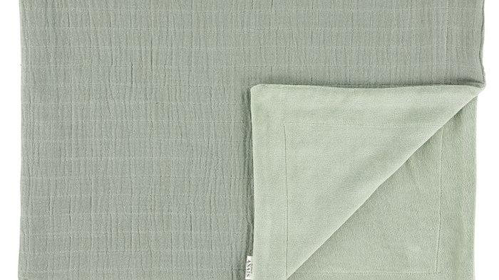 Trixie Fleece deken   75 x 100 cm Bliss Olive