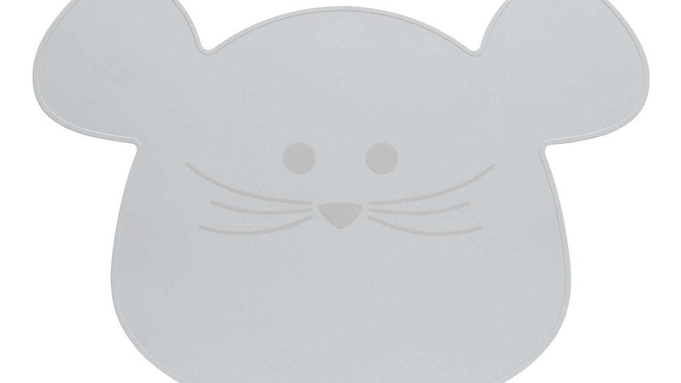 Lässig placemat Mouse Grey