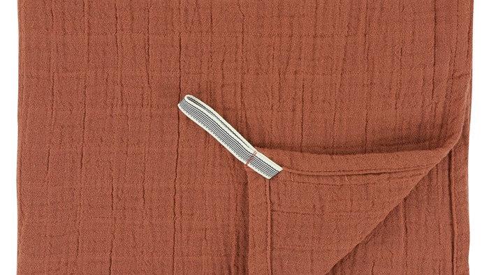 Trixie Hydrofiele doek set van 2 110x110 Bliss Rust