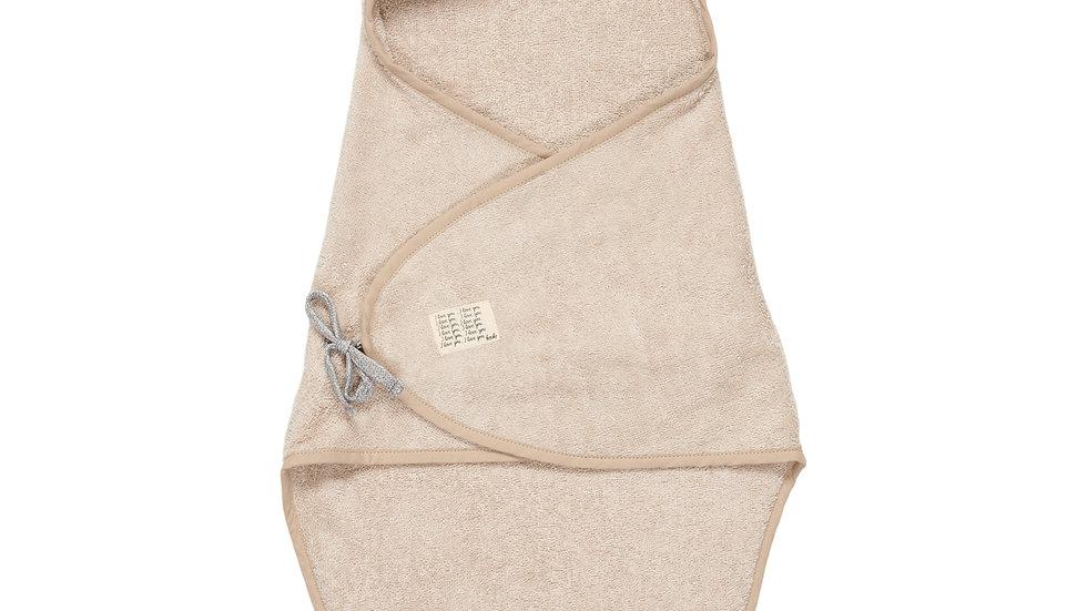 Koeka Omslagdoek Dijon Organic Sand
