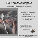 Fisuras en el espejo —Patologías narcisi