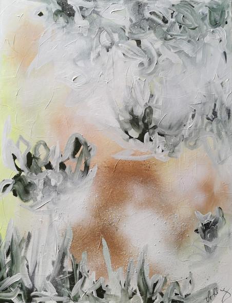 Wundervolles Chaos / 70x90 cm