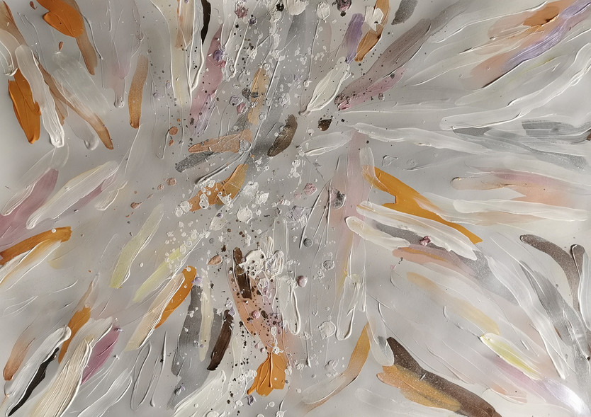 Acryl auf Papier / A1 / #2