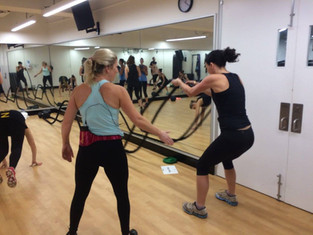 HIIT classes