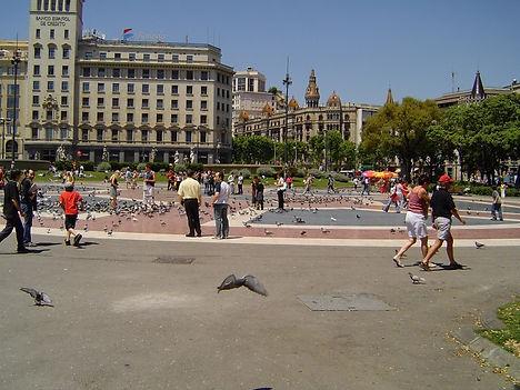 AERHO Place Catalunya à Barcelone (Espagne)