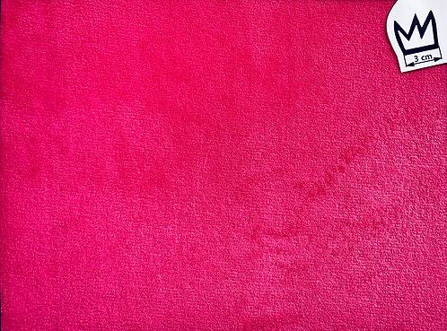 Wellnessfleece Uni Pink