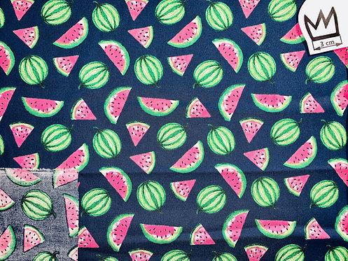 Baumwolle Wassermelone