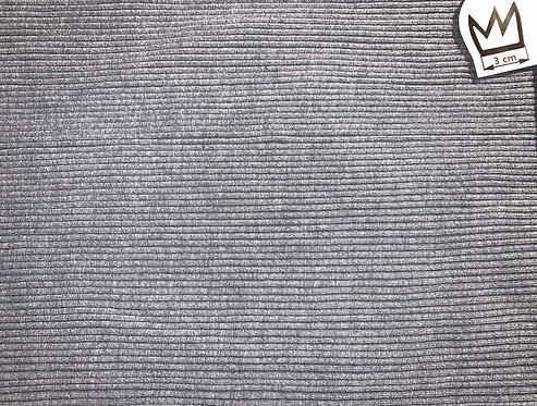 Bündchen Jeansblau (grob)