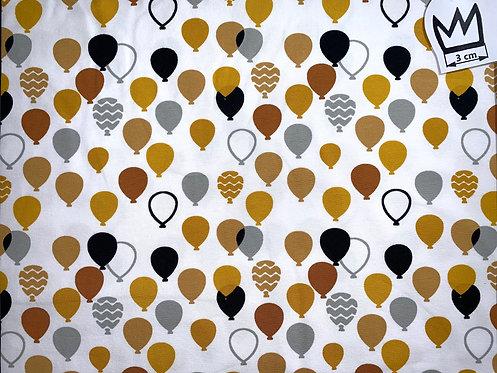 Jersey Ballon Curry Grau