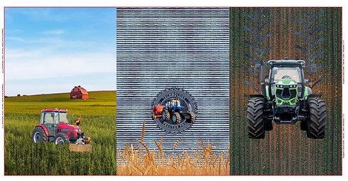 Panel Jersey Traktor