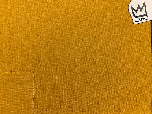 Baumwolle Canvas Senfgelb