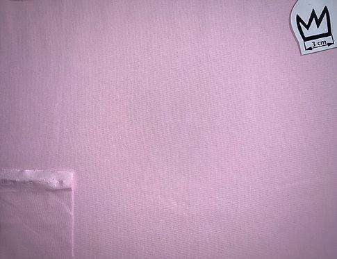Baumwolle Uni Rosa (Cretonne)